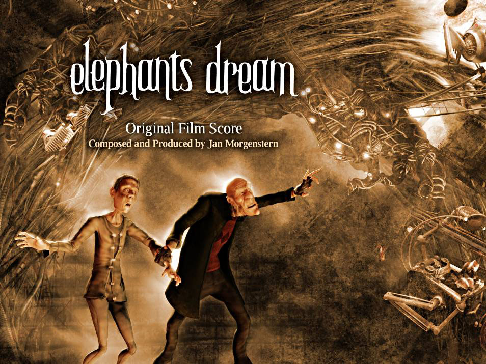 Elephant Dreams - Vimeo