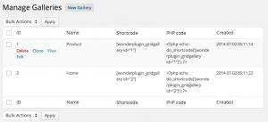 Responsive WordPress Gallery