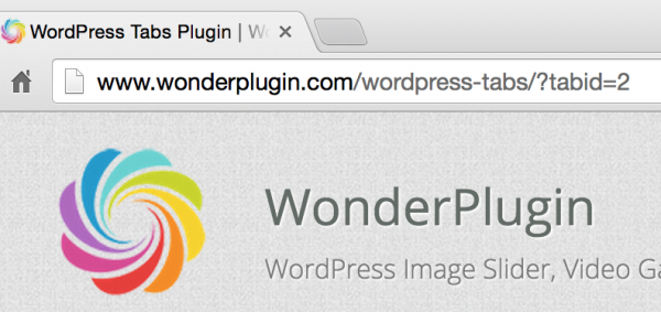 WordPress Tabs Plugin | WordPress and WooCommerce Plugins