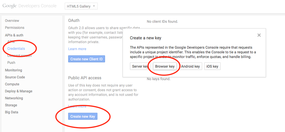 How to apply for a YouTube API Key and how to find your YouTube ...