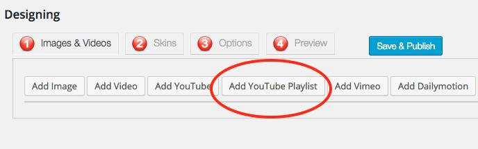 youtube how to use wordpress