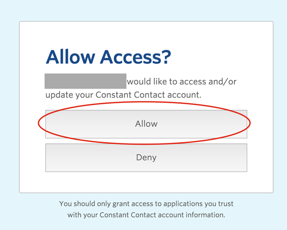 constantcontact-allowaccess