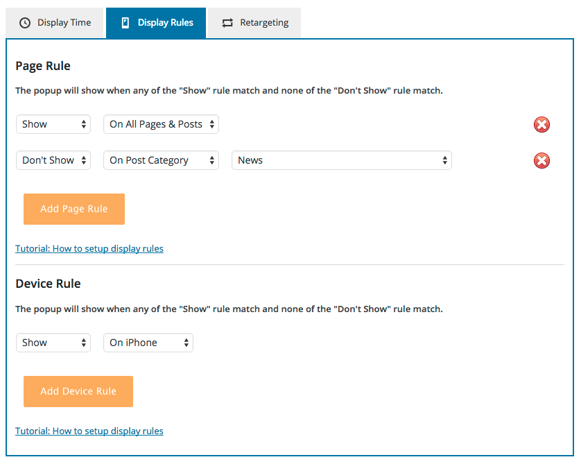 WordPress Popup Plugin for Email Signup Form | WordPress and