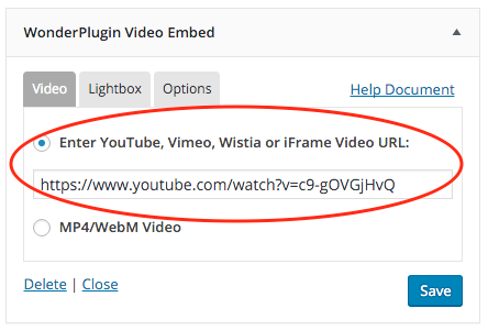 WordPress Video Plugin & Widget – Best WordPress Video Player