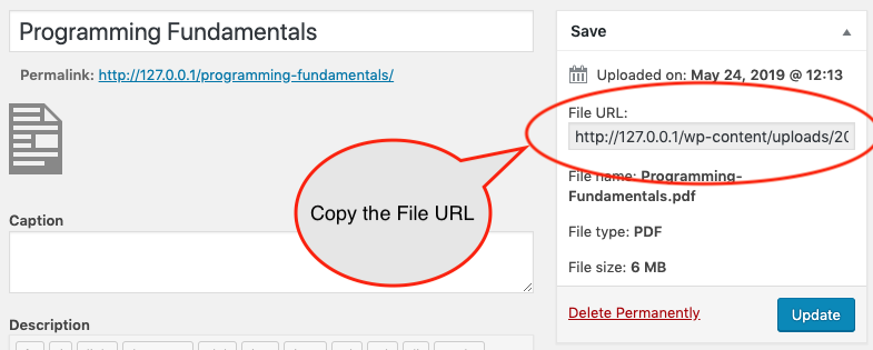 How to open PDF in a lightbox in WordPress   WordPress and