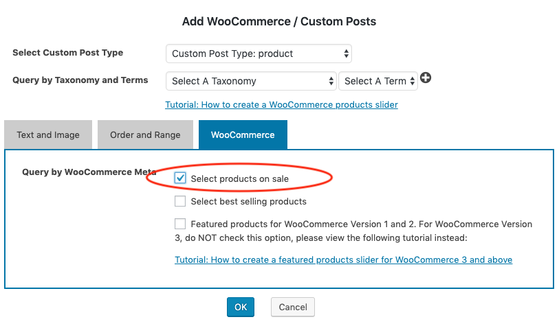 How to create WooCommerce Products Slider | WordPress and