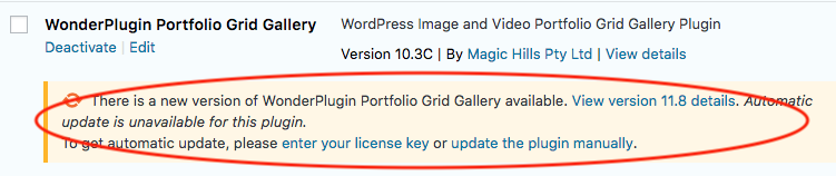 I have renewed by license, but I still can not update my