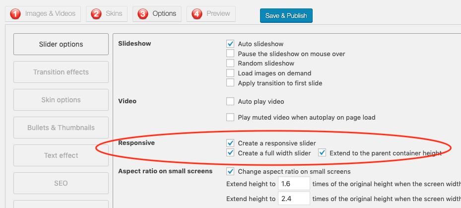 WordPress Full Screen Background Slider | WordPress and WooCommerce