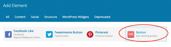 wpbakery button