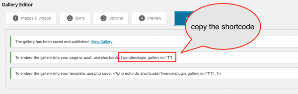 wordpress-gallery-shortcode