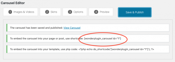 wordpress-carousel-shortcode