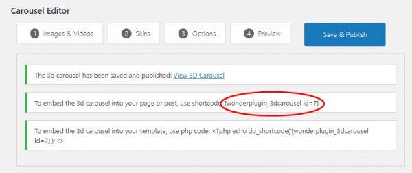 wordpress-3d-carousel-shortcode