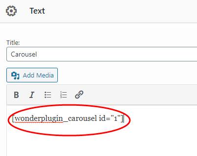 wordpress-carousel-siteorigin-text