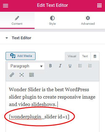 wordpress-slider-elementor-text